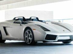 Lamborghini Concept S от дизайнера Люка Донкервольке выставлен на аукцион