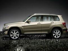 Mercedes-Benz GLK-Class продаваться в России больше не будет