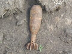 На юго-востоке Москвы нашли снаряды времен ВОВ