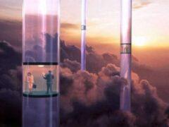Канадцы построят «лифт в небо» с площадкой для выхода в космос