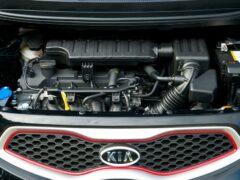На моторном заводе Kia в Словакии выпущен 3 000 000-й двигатель