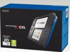 Консоль Nintendo 2DS обвалится до 100 долларов США