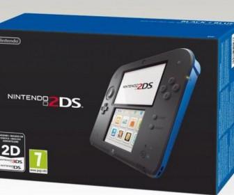 консоль Nintendo 2DS