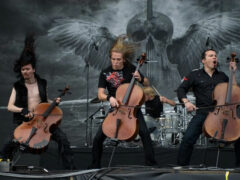 Группа Apocalyptica назвала дату первого концерта в Омске