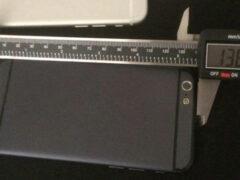 IPhone 7 станет самым тонким смартфоном Apple