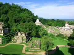 Ученые: цивилизация майя могла способствовать изменению климата