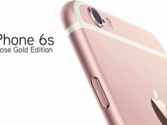 Новые розовые iPhone раскупили по предзаказу за несколько часов