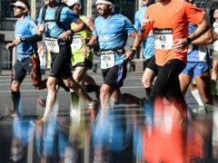 Трансляцию Московского марафона покажут с 50 камер видеонаблюдения