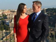 Моника Беллуччи покоряет красотой в фильме «007: Спектр»
