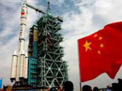 Китай запустил в космос ракету-носитель «Великий поход-6» нового типа