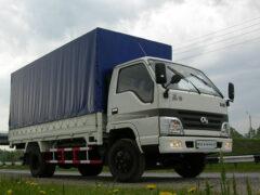 Автомобильный рынок РФ захватывает новый китайский бренд BAW
