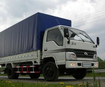 грузовики BAW