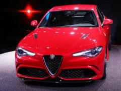 Новый Alfa Romeo Giulia появится в продаже в сентябре 2016 года