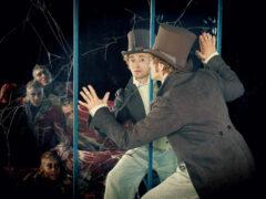 Безруков сыграл в спектакле «Сон разума» своего сумасшедшего ровесника