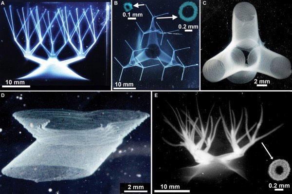 Ученые разработали метод 3D-печати живых человеческих клеток