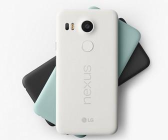 смартфон Nexus
