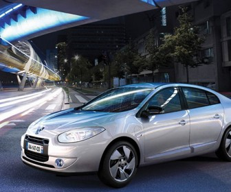 Renault и Dongfeng выпустят новый электрокар