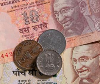валюта, Индия
