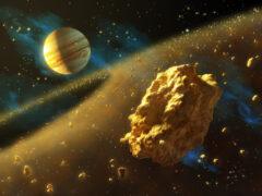 Инопланетяне могут скрываться на астероидах — ученые