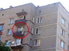 В Алматы арестована женщина, которая выбросила своих детей из окна