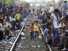 ФРГ приостановила железнодорожное сообщение с Австрией из-за мигрантов