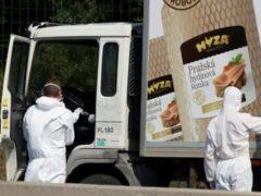 В Австрии полиция спасла 42 беженца из рефрижератора