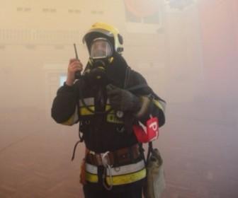 пожар дым