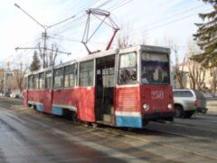 Неизвестные обстреляли трамвай в Уфе, пострадавших нет