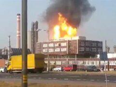 В Чехии при взрыве на заводе по выпуску боеприпасов погиб один человек