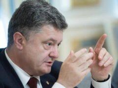 Радиостанция WDR5 не подтвердила новость о пьяном Порошенко
