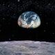 Луна образовалась в результате столкновения Земли с формирующейся планетой — ученые