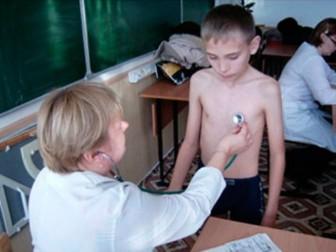 дети болезни