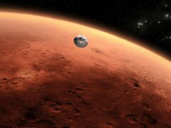 NASA пообещало сегодня же раскрыть тайну Марса