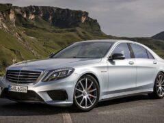 Mercedes обошел Audi по продажам люксовых автомобилей в январе-августе