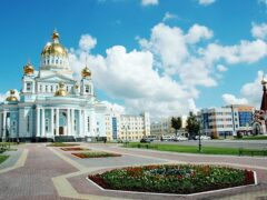 Саранск: Жители отмечают падение уровня жизни из-за ослабления рубля