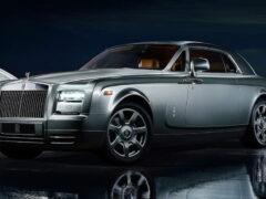 Rolls-Royce Phantom новой генерации представят в 2016 году