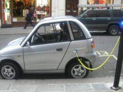 В 2015 году в мире будет реализовано более 400 тысяч электромобилей