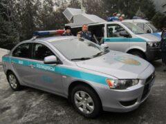 Караганда: женщина погибла, выпав из полицейской машины