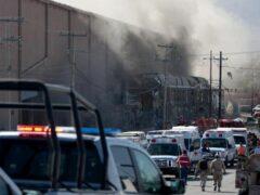 В Чехии произошел взрыв на кондитерской фабрике, пострадали 10 человек
