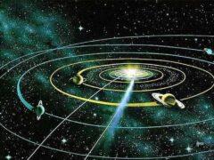 Ученые: В зарождении Солнечной системы участвовали изотопы кюрия