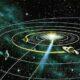 В пустыне США создали огромную модель Солнечной системы