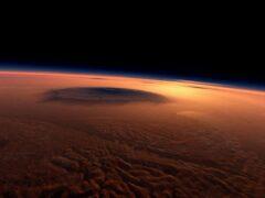 NASA: в прошлом атмосфера Марса была похожа на земную
