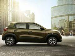 Renault начала продажи самой дешёвой модели Kwid