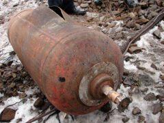 В лаголовском восьмиквартирном доме взорвался газовый баллон