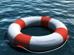 В Сочи молодого человека унесло в море на 800 метров
