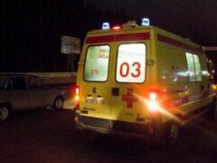 Петербург: на КАД в ДТП попал мотоциклист, собралась пробка