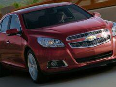 Компания Chevrolet выпустила 10-миллионный экземпляр Malibu