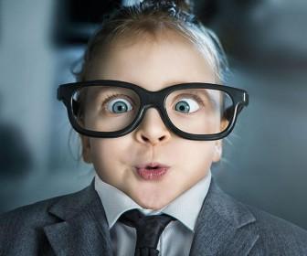 близорукость, ребенок, очки