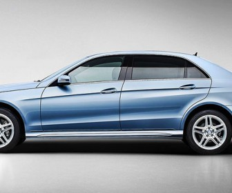 Mercedes-Maybach E-Class