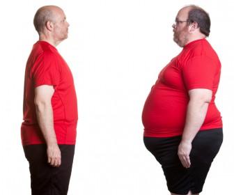 худой и толстый